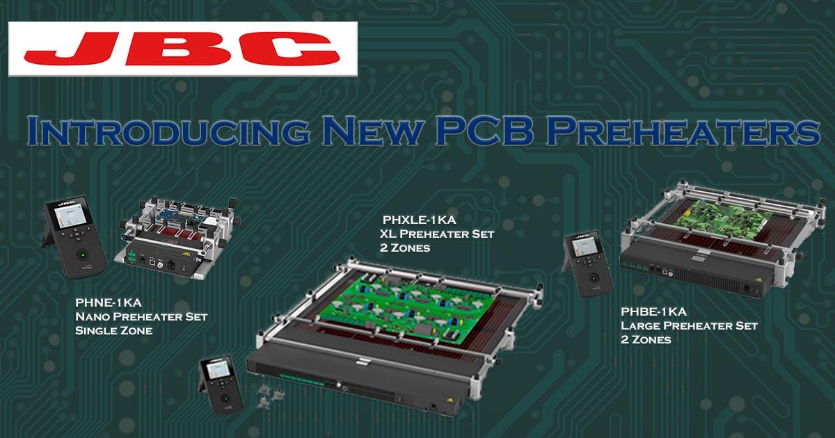 JBC - Pre-heaters
