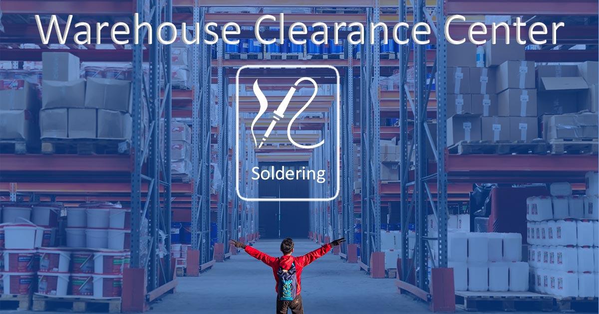 Warehouse Sale Center