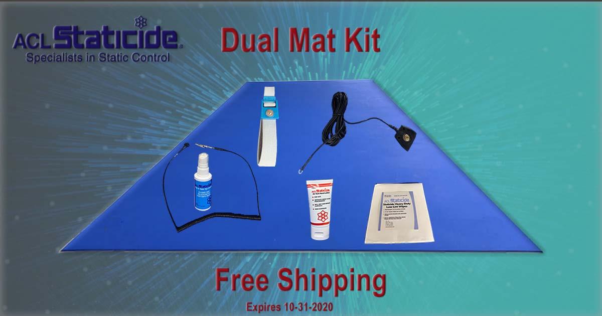 Dual Mat Kits