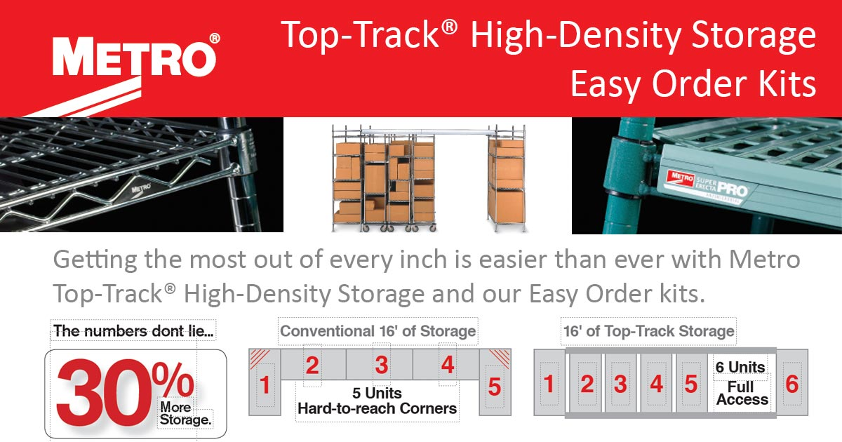 Metro Top-Track Solutions